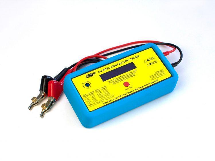 act 612 6v 12v lead acid intelligent battery tester act meters uk ltd. Black Bedroom Furniture Sets. Home Design Ideas