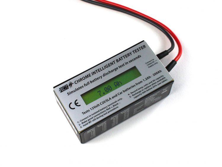 12V SLA Battery Tester